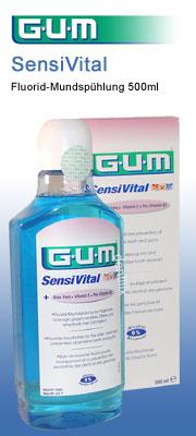 SensiVital Mundwasser