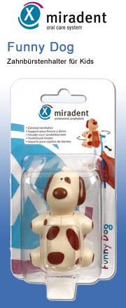 Zahnbürstenhalter Hund