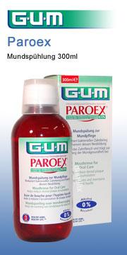 Paroex 300 ml als Mundwasser oder als Nachfüllung für Spray